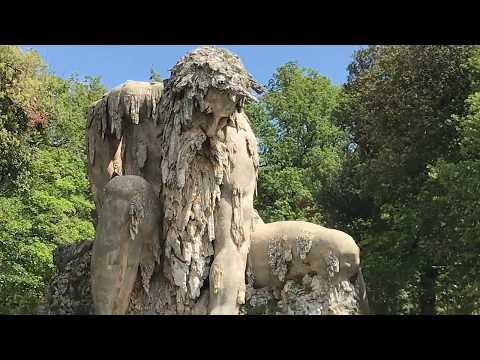 Il Gigante di Villa Demidoff