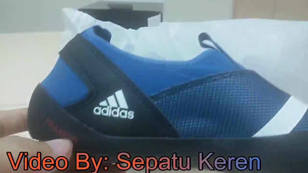 ef4418566d36 Unboxing Adidas Jawpaw Slipon BB5445 - YouTube
