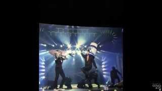 150614 ChangMin FISH Dance feat. XiuMin, Chen, BaekHyun - TVXQ Tist...