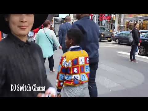 DJ Switch Ghana Touring New York City Before Performing
