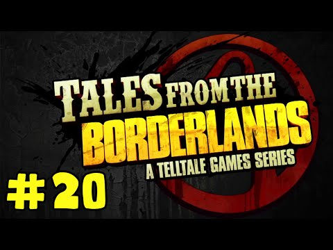 Telltale's Tales from the Borderlands #20 - Rhysquez