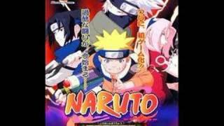 Naruto Anime BGM Music- Confrontment