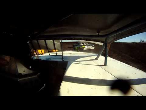 Casino Speedway Street Stock Heat Race Dustan Davis