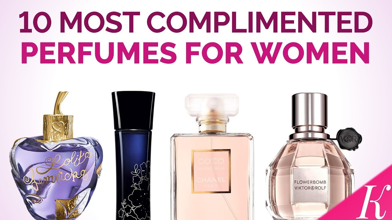 e3b33296ef38e 10 Most Complimented Perfumes for Women