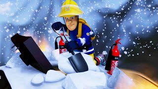 New Fireman Sam US ❄️SPECIAL Episode ⛄️Merry Christmas Pontypandy 🎁 New Episodes 🔥 Kid Movies