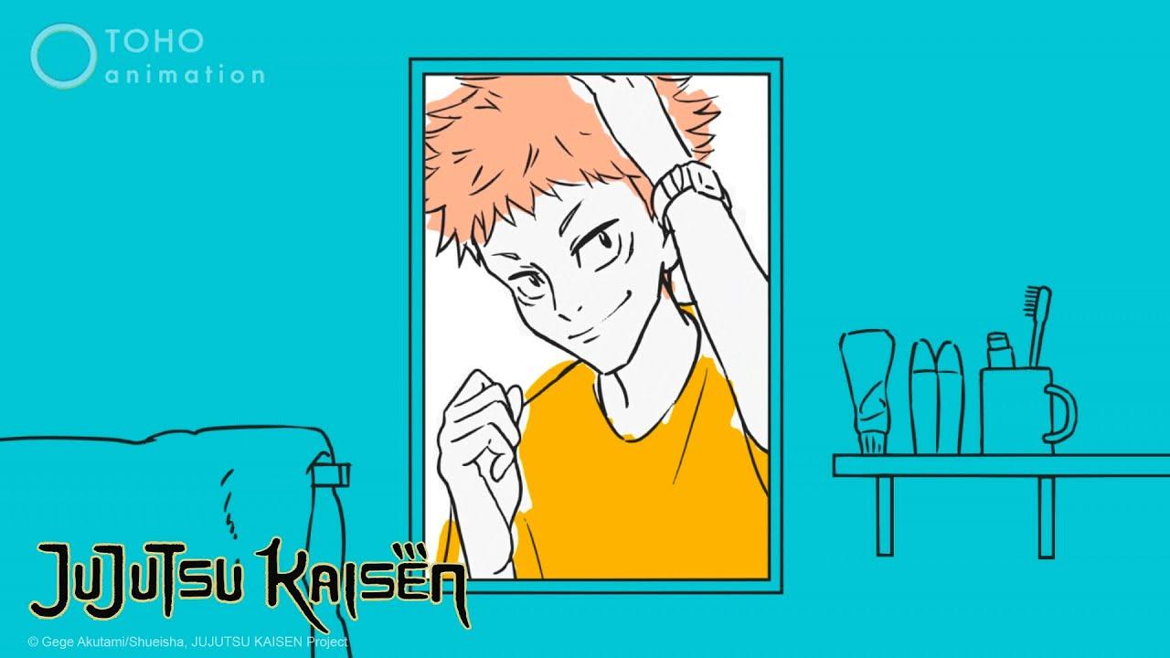 Jujutsu Kaisen Ending Hd Youtube