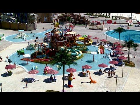 в Душанбе открылся новый аквапарк
