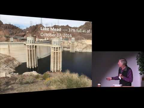 The Colorado River, Climate Change and Drought