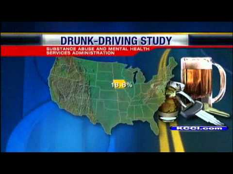 Report: Iowa Among Worst States For DUI