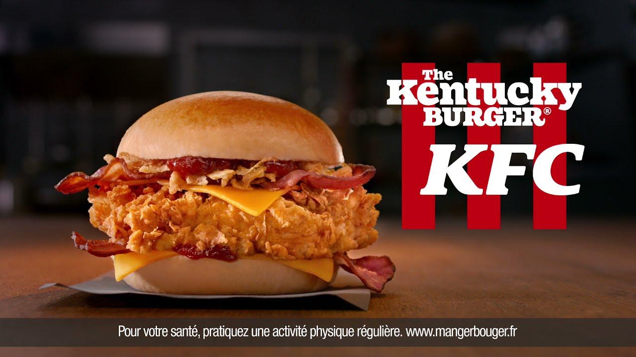 Kentucky Burger : c'est mon meilleur ami burger