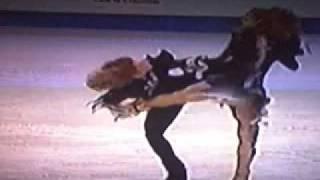 2000 Marina Anissina / Gwendol Peizerat - Europeans - France