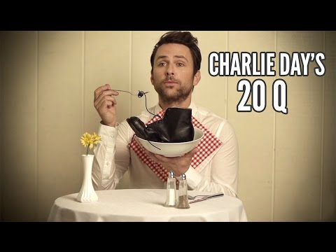 Behind The Scenes of Charlie Day's 20Q