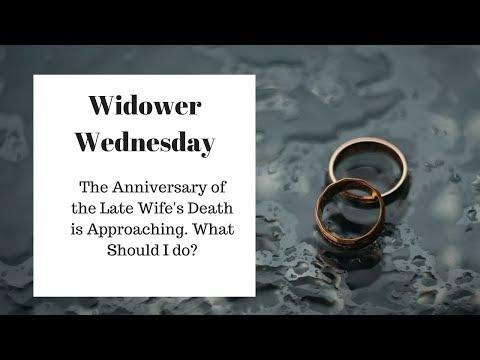 advice dating a widower