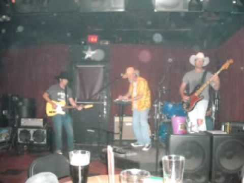 The Thrillbillies w/ Michael Charvel at The Triple Crown, San Marcos, TX