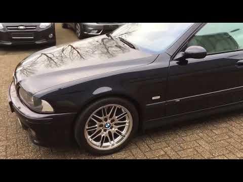 BMW M5 M5 Org. Deutsche auto / 100% Vintage / Unieke opties /