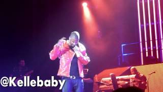 Trey Songz Chapter V Tour in Las Vegas  Without A Woman