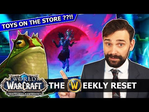 The Truth About The Shop Toys (?!) That Pay For PvP & Your Season 2 Checklist! BfA 8.1 News