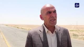 طريق إمّحي الكرك شريان مهم لمحافظة الكرك