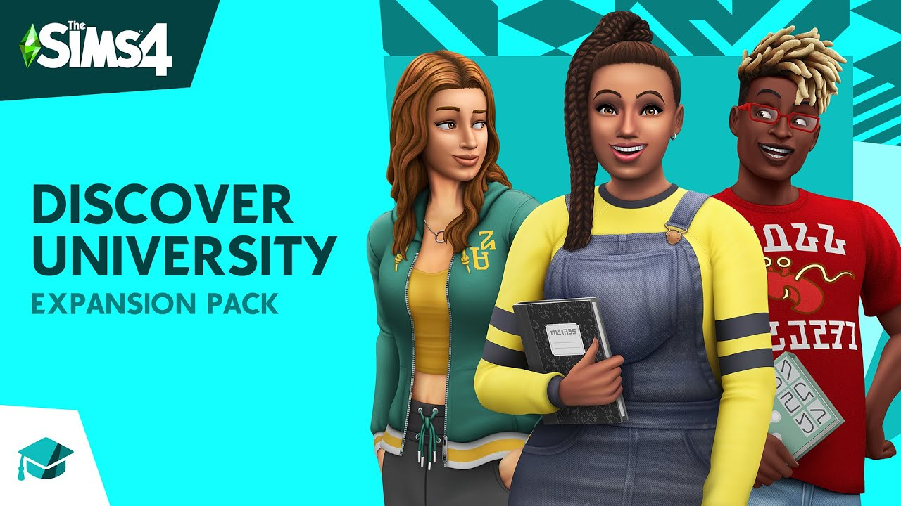 The Sims 4™ Discover University: Official Reveal Trailer thumbnail