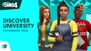 Фото The Sims 4™ Discover University: Official Reveal Trailer