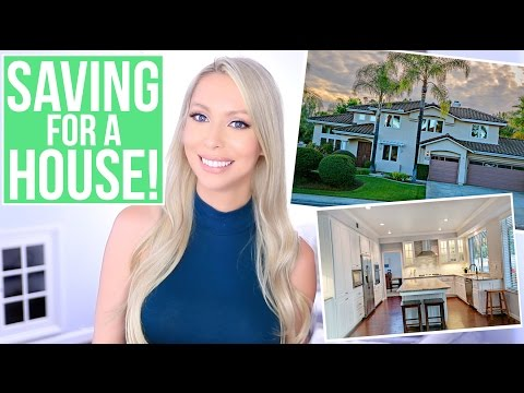 How We Purchased Our Dream Home in 2 Years! Saving + Budgeting Tips