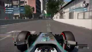 F1 2014 - Monte Carlo | Monaco Grand Prix Gameplay (PC HD) [1080p]