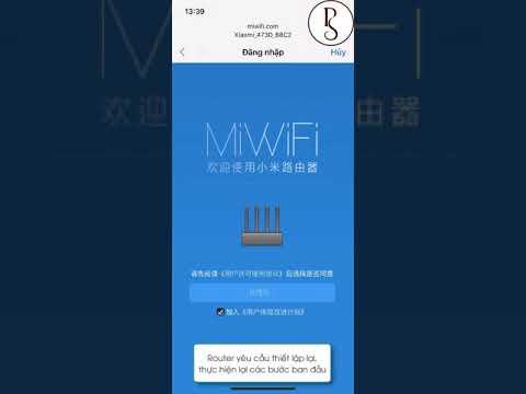 HD cài tiếng anh router Xiaomi R3P Pro - English Firmware flash tutorial
