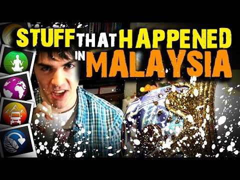 Horrible Tourists, Traps and No Windows - MALAYSIA - Trip Rewind