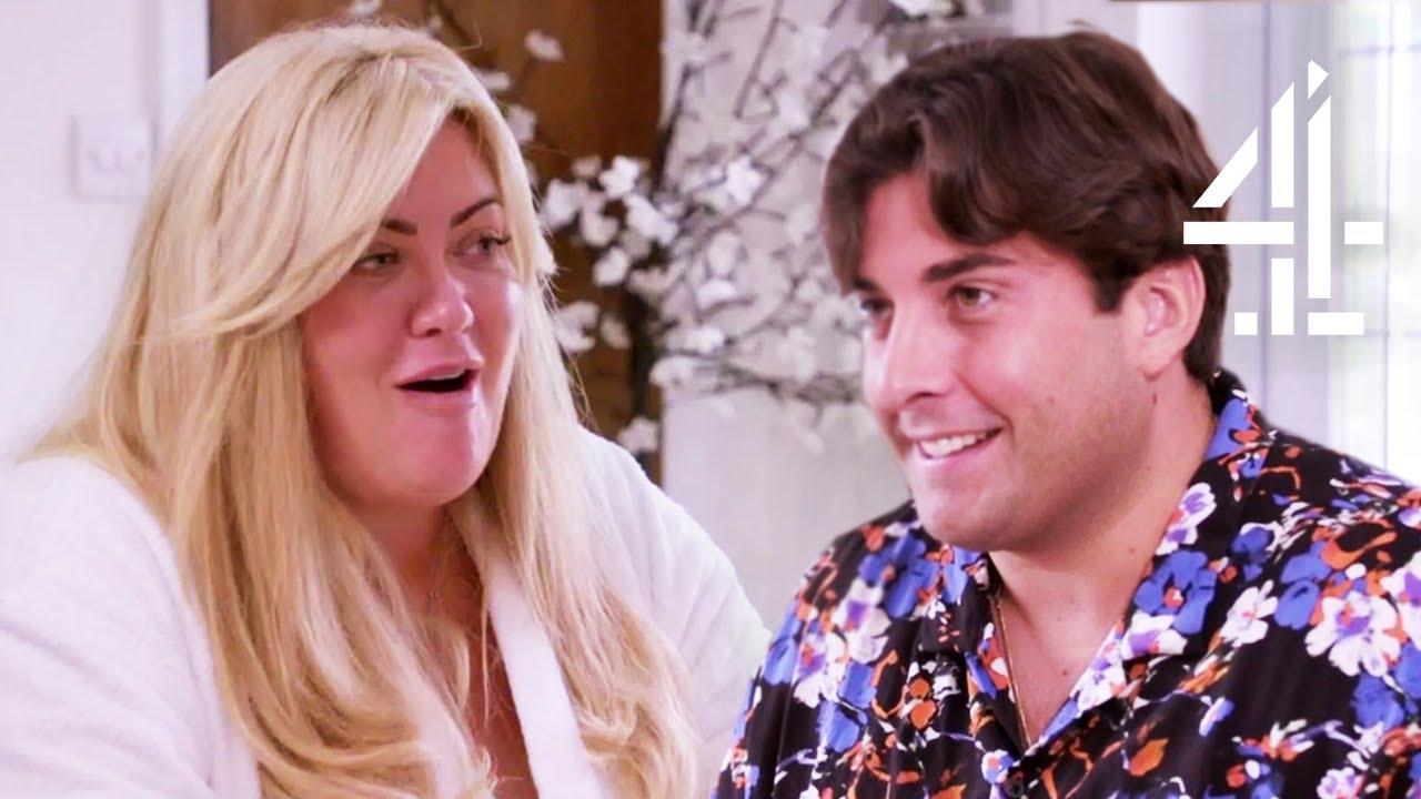 Gemma Collins is back together with James 'Arg' Argent after they ...