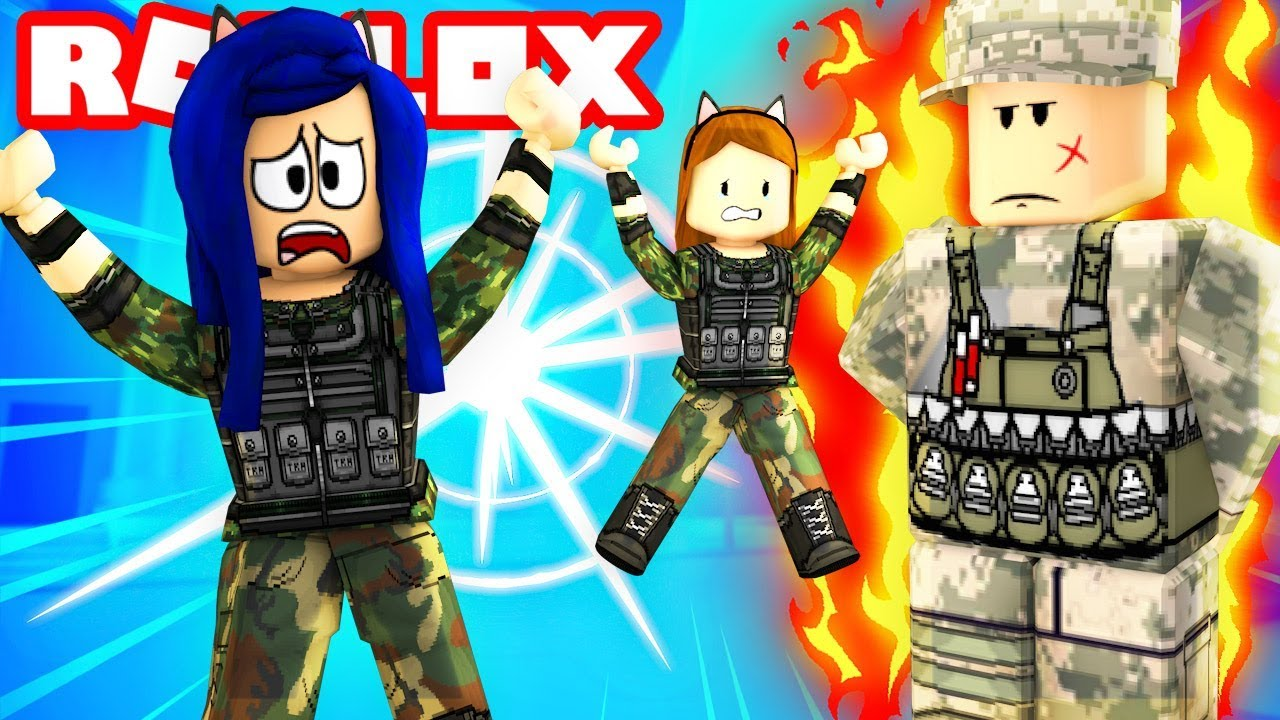 Army Training Obby In Roblox Youtube