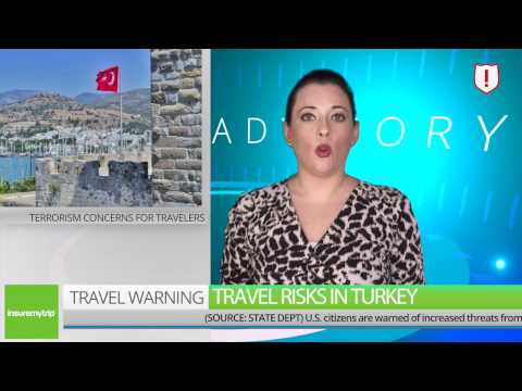 Turkey Travel Warning — March 2017
