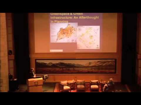 GIC '11 Plenary Session 4: GI & Sustainability Pla...
