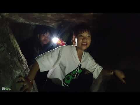 Thám hiểm hang động bị cấm trên đỉnh núi Ông Két An Giang / huyền bí 7 núi