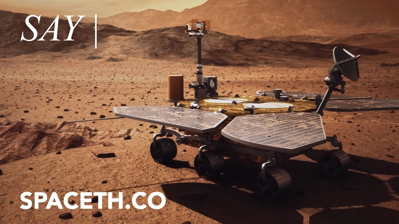 จีนไปทำอะไรบนดาวอังคาร?