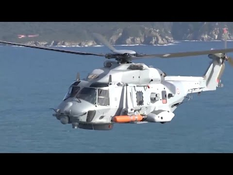 French Ministry Of Defense - NH90 Caiman Multi-Role Helicopter [1080p]