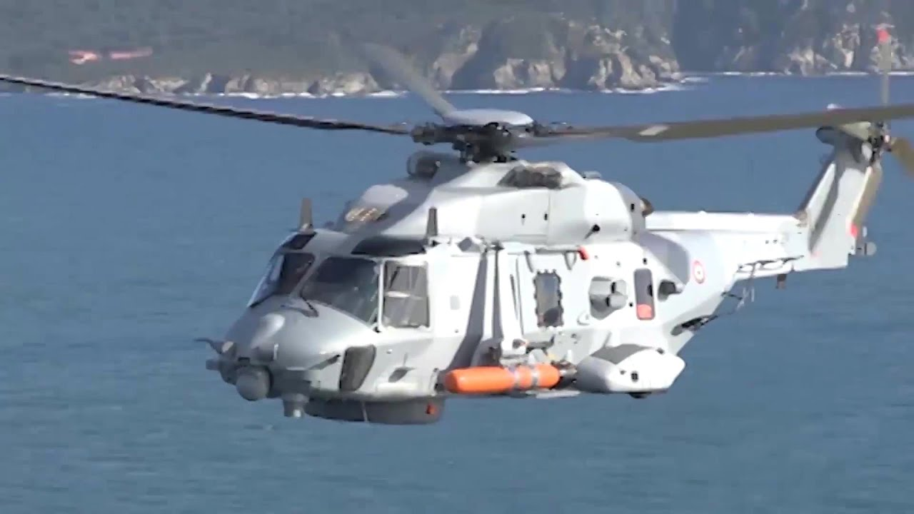 Elicottero Nh90 : French ministry of defense nh caiman multi role