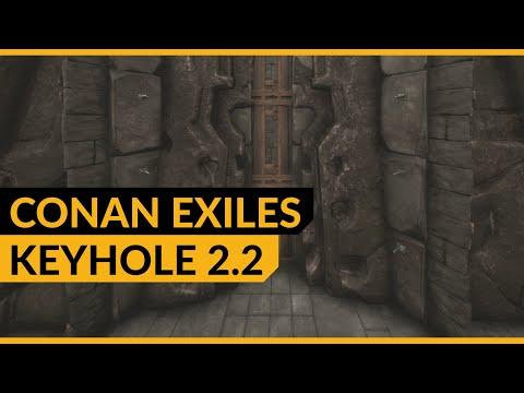 Conan Exiles | Keyhole 2.2 |