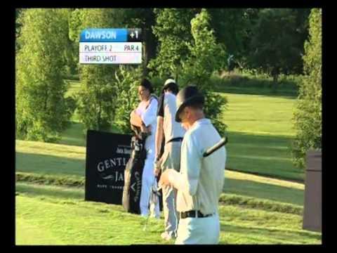 Trilby Tour 2011- Episode 2 -Donnington Grove, Berkshire Championship