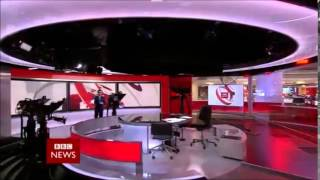 Repeat youtube video BBC News Christmas Blooper & Highlights Reel 2014