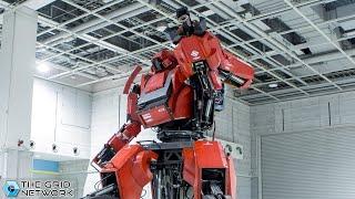 MILLION DOLLAR ROBOT SUIT?!  - TheGRID NETWORK