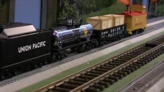 mth 30 4228 1 union pacific train set