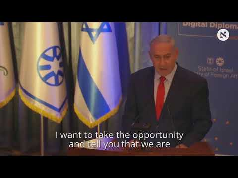Netanyahu After Trump Recognition: Other Countries Now Looking Into Moving Embassies to Jerusalem