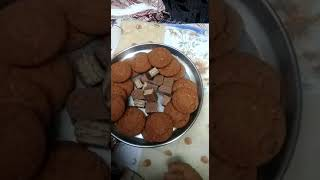 Kids talent Bournvita and chocolate cake recipe kavya