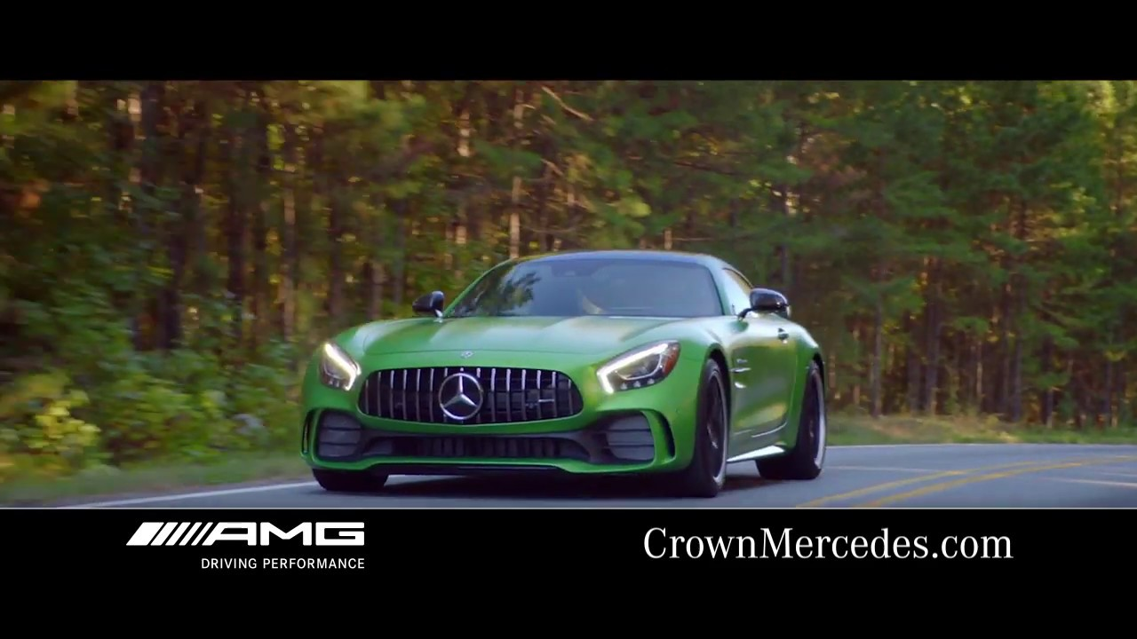 Crown Eurocars Dublin - Drive Iconic - YouTube