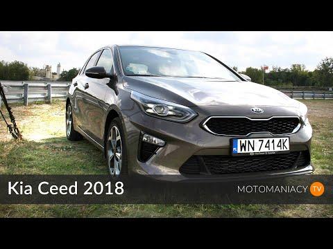 Kia Ceed 2018 III gen. TEST PL test, prezentacja, pierwsza jazda motomaniacy.tv