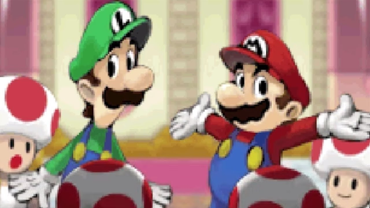 Mario And Luigi Partners In Time Playthrough Part 1