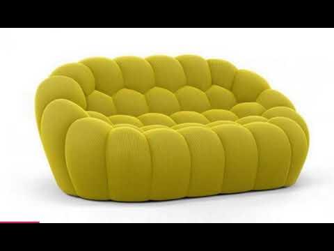 Stylish Handmade BUBBLE Sofa Inspiring Cosiness By Sacha Lakic