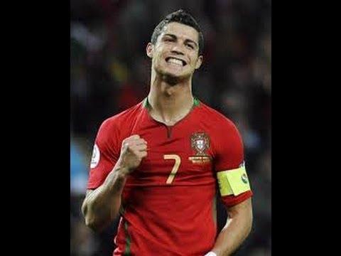 Cristiano Ronaldo All 43 Goals For Portugal