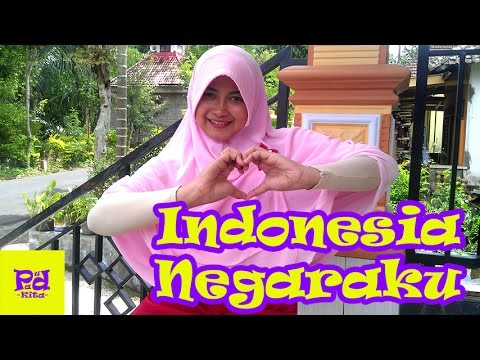 Indonesia Negaraku Tema Tanah Airku Youtube