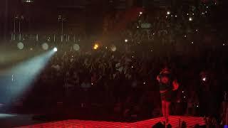 Bad Bunny cantando en vivo  Ahora soy Peor  Viva Latino by Spotify en Miami